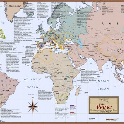 WIne Regions of the World