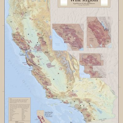 Vinmaps-California-Wine-Regions