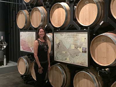 Wine Maps of the World - Wine Mapping Expert Suzi Perez Founder of VinMaps