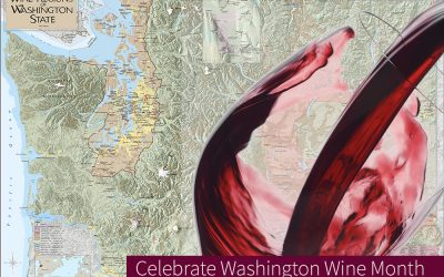 Cheers to Washington State Wine Month