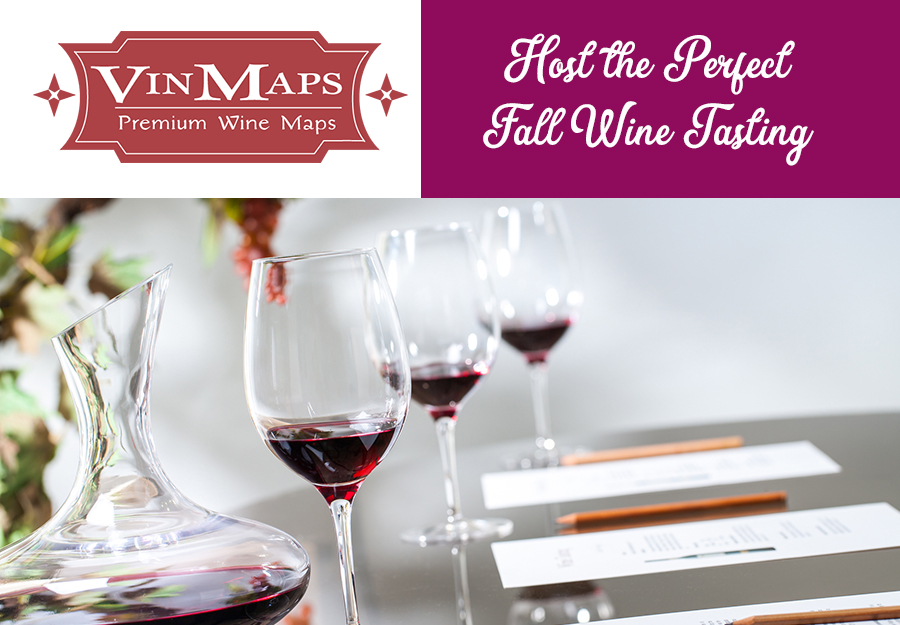 Tips for Hosting the Perfect Fall Wine Tasting