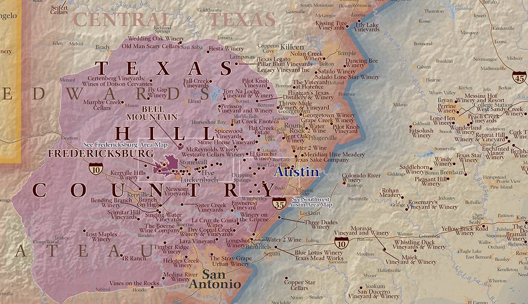 Texas – A Premier Wine Tasting Destination in America