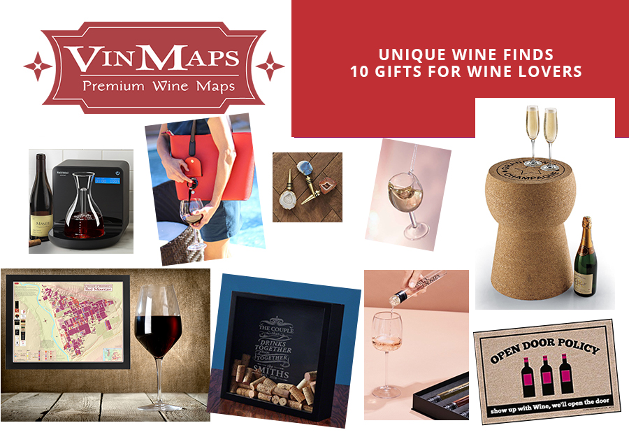 Gifts for wine lovers 2017 – What to buy your wine friends (or yourself)!