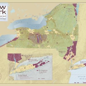 New York Wine Regions