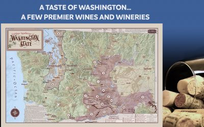 A Taste of Washington… A Few Premier Wines and Wineries
