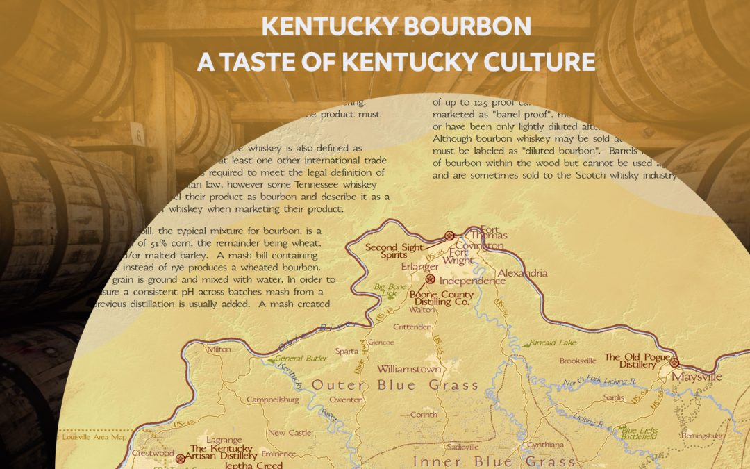 Kentucky Bourbon—A Taste of Kentucky Culture